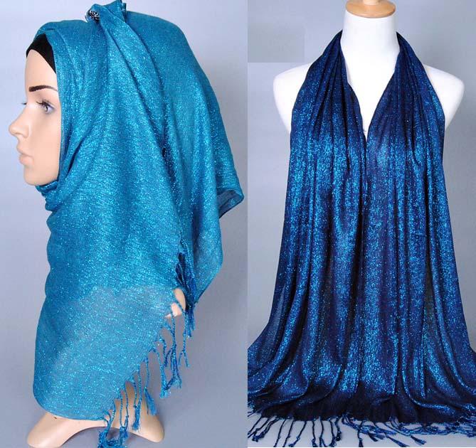 2015 charming scarf cotton scarf glitter shining