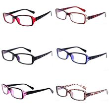 Men Women Clear Lens Nerd Decorative Anti-radiation Computer Goggles Glasses
