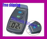20pcs free shipping DHL  Digital Moisture Meter Wood Firewood Damp Tester 2-Pin