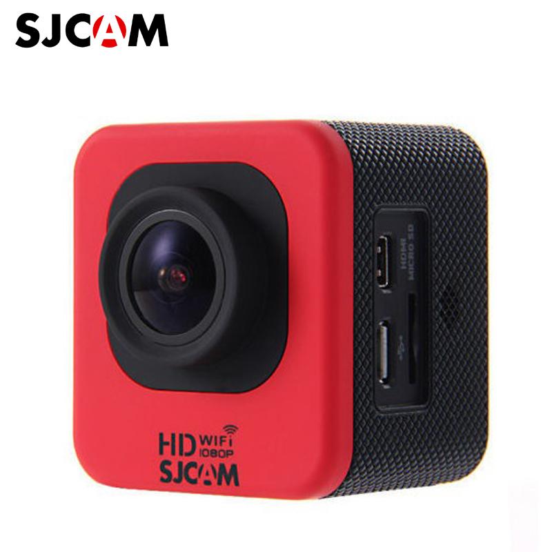 SJCAM M10 WiFi Mini Sport Action Cam Portable Micro camara deportiva Video Mini Camcorder 1.5 Inch HD DV Waterproof Car DVR(China (Mainland))