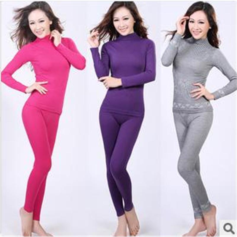 Popular Long Thermal Underwear Women-Buy Cheap Long Thermal ...