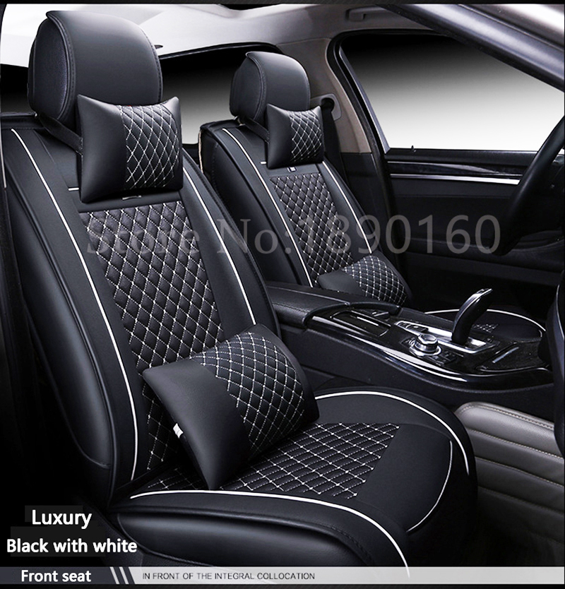 special leather car seat covers for honda crv 2011 2007 breathable comfortable seat covers for. Black Bedroom Furniture Sets. Home Design Ideas