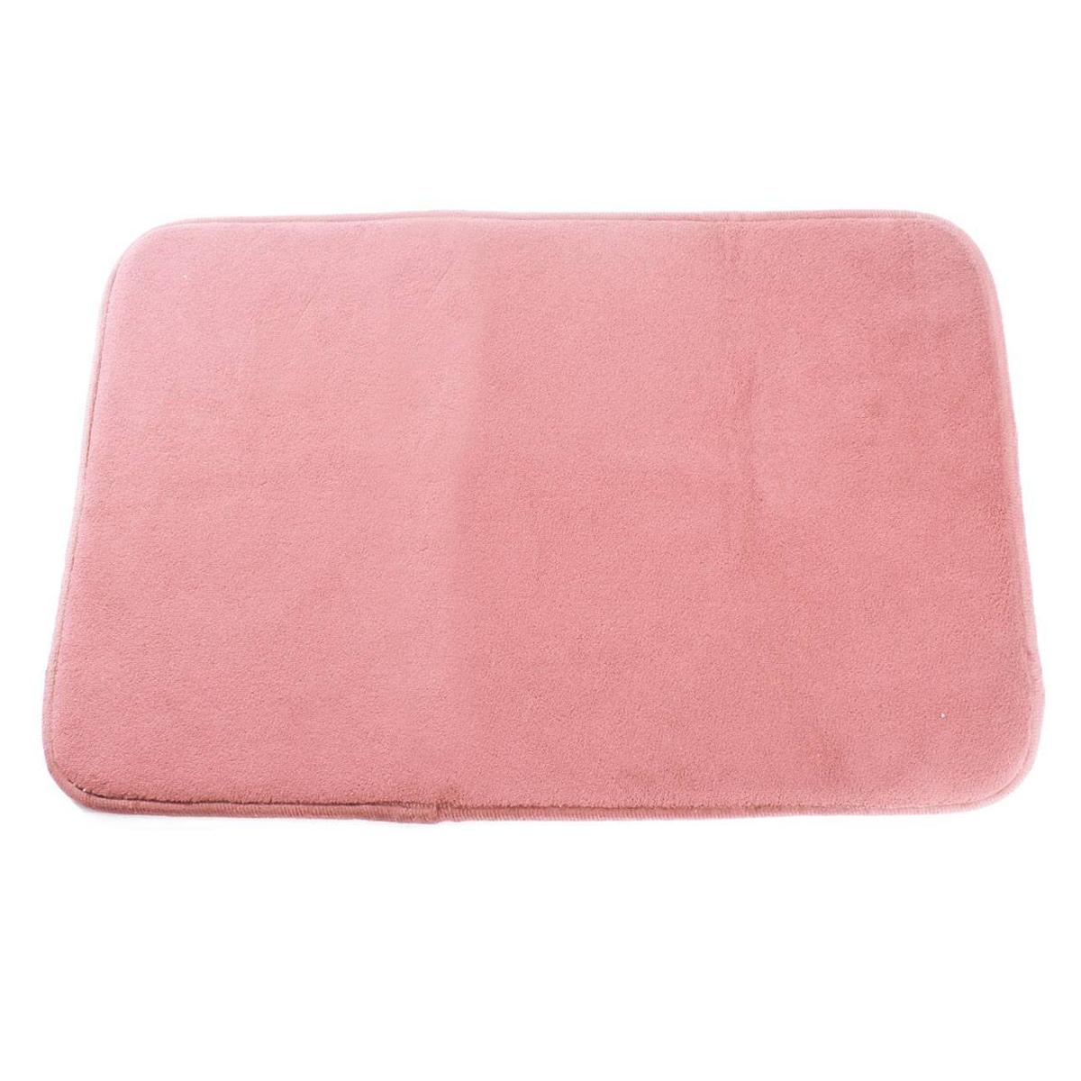de banheiro Conjunto Kit Higiênico Coral Fleece Tapete De Espuma De  #A5262E 1200x1200 Balança De Banheiro G Life