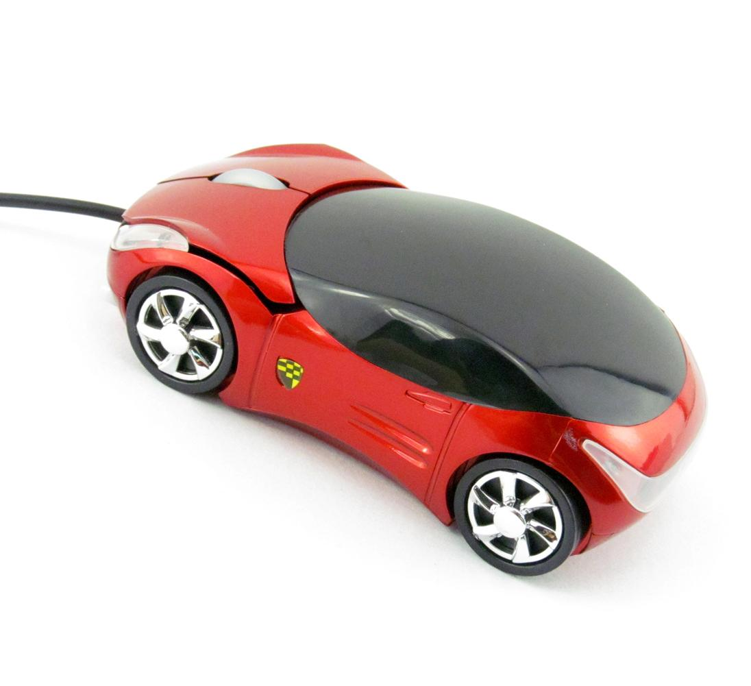Brand 2015 New High Quality Wired Mouse Mice 3D Optical USB 800DPI Car Shape for PC/Laptop Notebook Computer #B ANG(China (Mainland))