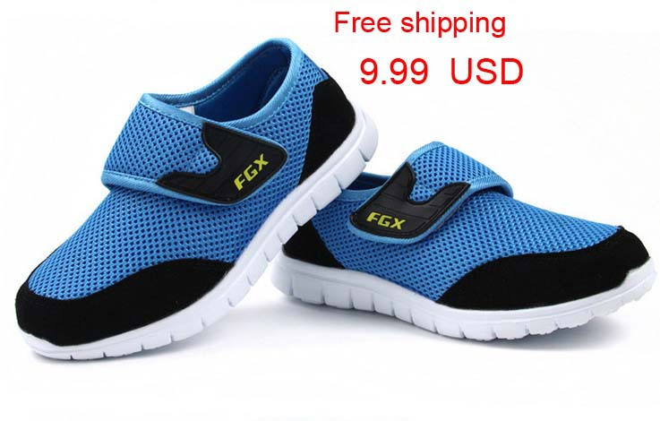 summer mess wed slight kid child sandals for boy girl shoes cooler user children sneakers outside sport baby tenis kid trainer(China (Mainland))