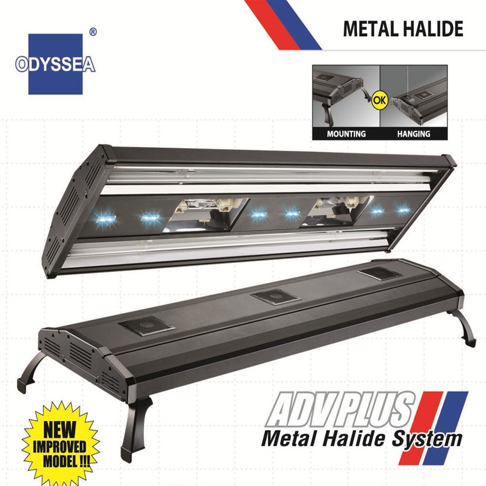 "24"" Metal Halide System + T5 246W/346W ODYSSEA Aquarium"