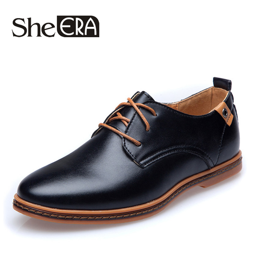 Cheap breathable dress shoes