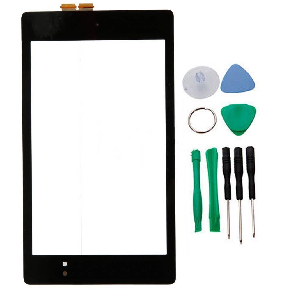 Brand new Touch Screen with Digitizer touch panel for ASUS Google Nexus 7 ii 2nd 2013 Free Tools Free Shipping(China (Mainland))
