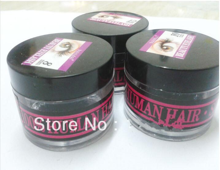Human Hair Lashes Bulk 61