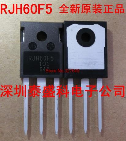 1 RJH60F5DPQ RJH60F5 N Channel IGBT High Speed Switching TO-247 80A600V 100% new original - Hong Kong yi electronics store