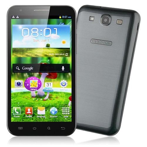 Changjiang N7300 MTK6577 Dual Core Smart Phone 5.7 Inch HD IPS Screen Android 4.0 1G RAM 3G GPS Resolution1280 x 720pixels +GIFT