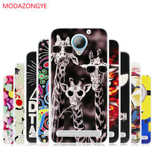 "Buy Lenovo Vibe C2 Case Silicone Luxury Cartoon Soft TPU Phone Case Lenovo Vibe C2 k10a40 5.0"" Case Protective Back Cover bags for $1.99 in AliExpress store"