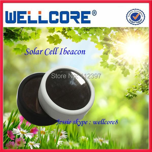 Alibaba Gold Supplier 2014 ibeacon,Solar beacon,Bluetooth Beacon(China (Mainland))