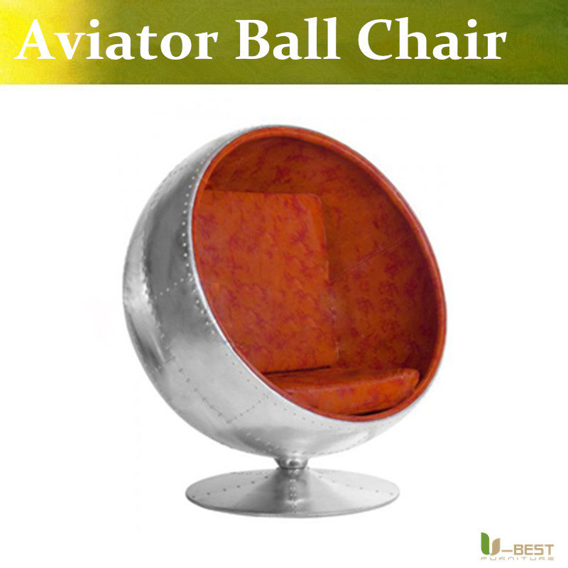 Riveted chair promotion shop for promotional riveted chair Egg pod ball chair