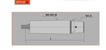 Купить Морс таппер мт4 чак-арбор для в B18 сверлильный патрон
