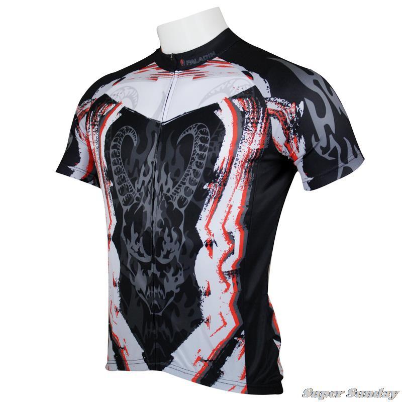Men's Bike Team Jersey Summer Male Cycling Jerseys Sports Racing Shirts Short Sleeve Bicycle Shirt Paladin Free Shipping(China (Mainland))