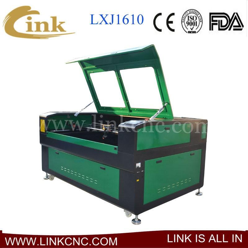 Factory price LXJ1610 CO2 best cutter laser machine 1610/laser cutting machine parts(China (Mainland))