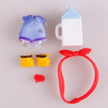 1 definir LOL Boneca roupas óculos garrafa sapatos Accessorries LOL lol acessórios na venda Original dolls coleção transporte da gota(China)