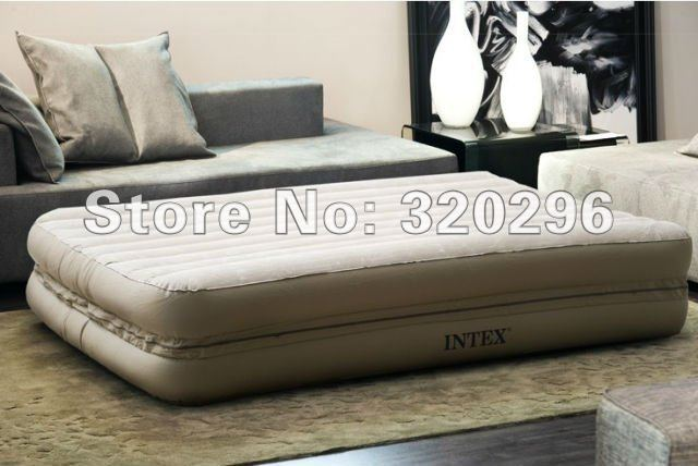 High Quality  Queen Size Downy Airbeds/ Intex 66754
