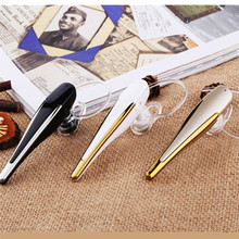 1Pcs bottle Shape phone stereo V4.1 Bluetooth headset universal one with two wireless headphones
