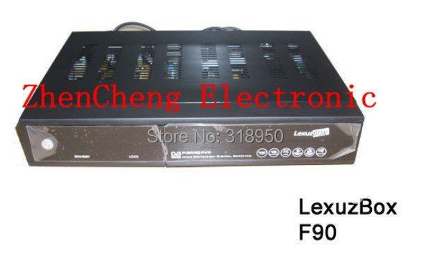 Free Sipping BRAZIL DVB-C LEXUZBOX F90 HD F-90 HD PVR Digital Receiver Best price and good service(China (Mainland))