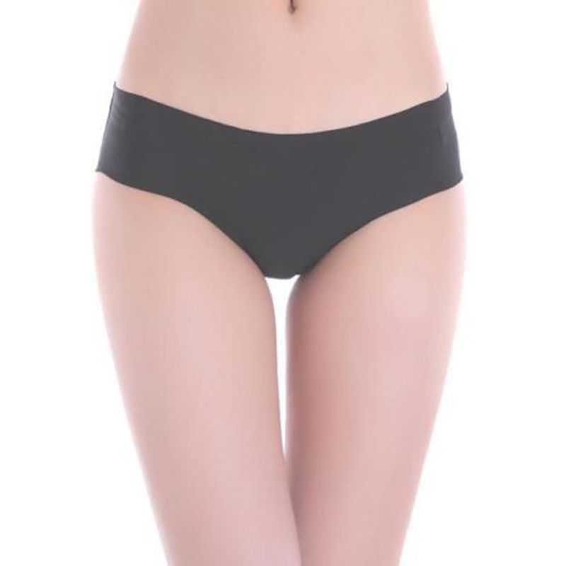 2017 Women Invisible Seamless Soft Thong Lingerie Briefs Hipster Underwear Panties Hot Sale