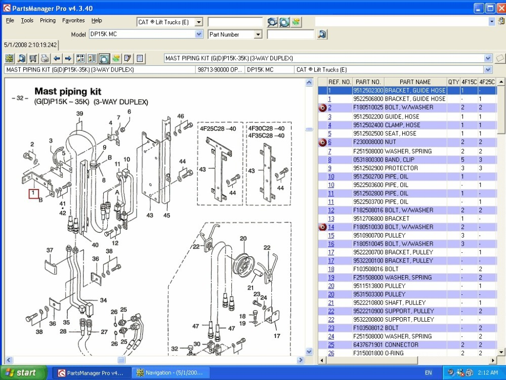 hyster wiring diagrams