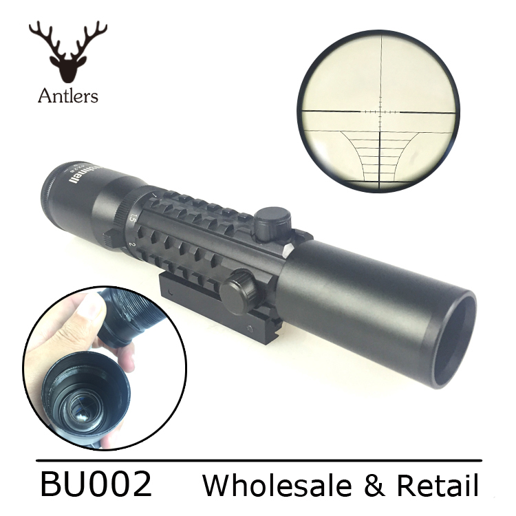 Riflescopes 1 4X28 HD lens factory direct hunting scope gamo sight shooting