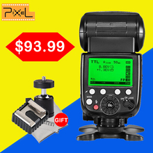 Buy Pixel X800N Standard iTTL HSS Wireless Flash Speedlite Nikon DSLR Cameras & Q29 Mini Ball Head & SC-6 flash Hot shoe Adapter Technology Co, Ltd Wholesale Store) for $89.88 in AliExpress store