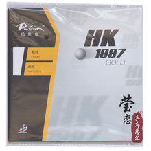 Original Palio 40+ table tennis rubber AK 47 and HK1997 gold colorful sponge table tennis rackets racquet sports pingpong rubber(China)
