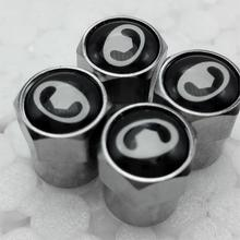 Excellent NEW car Tire Valve Caps ase Great Wall Haval Hover H3 H5 Logo styling - AAAAAAAAAAA Store store