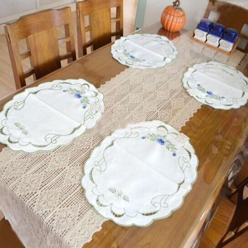 Online get cheap dining room table mat alibaba group - Dining room table mats ...