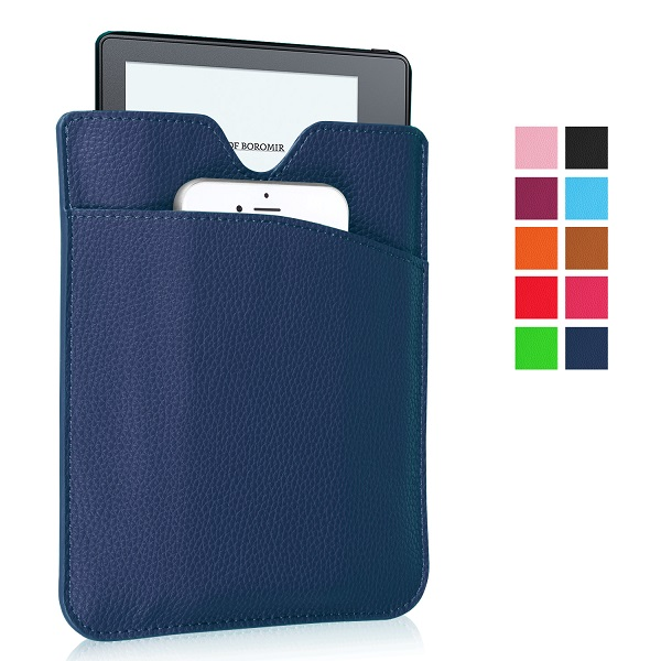 PU leather sleeve cover case for Amazon kindle oasis kindle paperwhite 1 2 3 kindle touch kobo glo ereaders all phones(China (Mainland))
