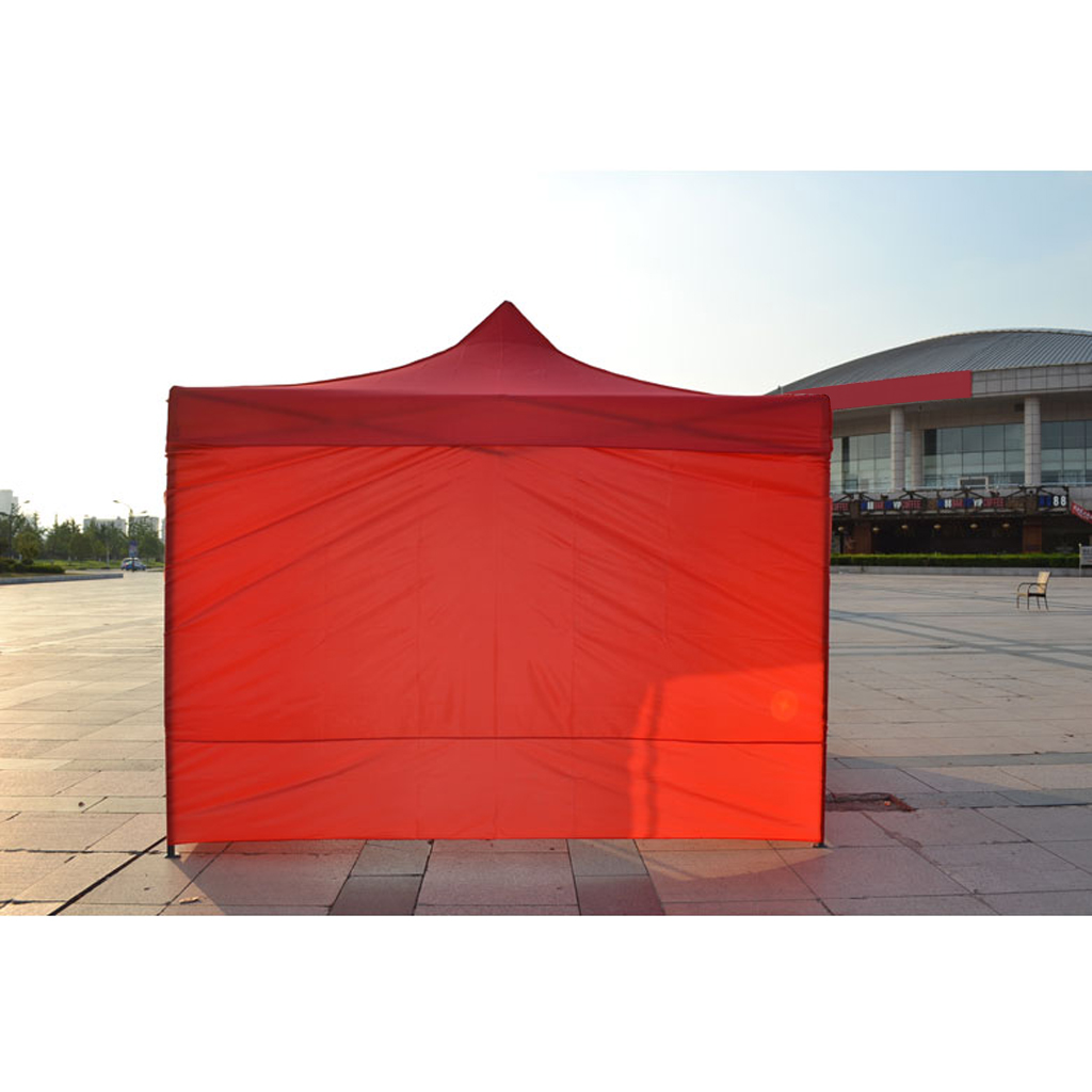 2*3M/2*6M Canopy Side Wall Carport Garage Enclosure Shelter Tent Party Sun Wall Sunshade Shelter Tarp Sidewall Sunshade