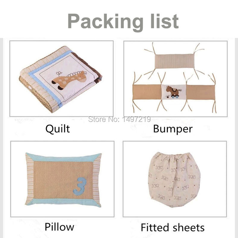 PH091 Baby bedding set (8)