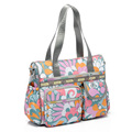 Stylish Print Casual Hand Bag 2016 New Fashion Women Practical Durable Nylon Bag Paneled Fashion Bag
