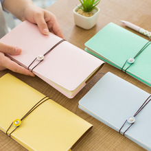 Buy 1pcs British fan stationery notebook portable Traveler's notebook TN Travel Notebook account for $11.83 in AliExpress store