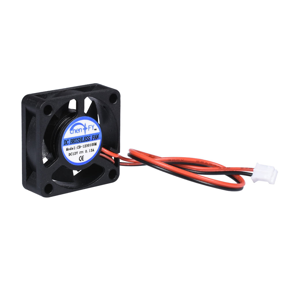 DIY Reprap 3010 fan 30MM 30x30x10MM 12V 5V 2Pin DC Cooler Small Cooling Fan For 3D Pinter
