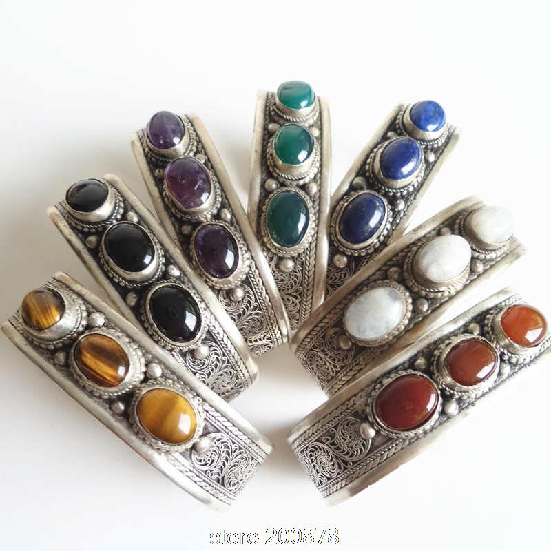 aliexpress buy bb 414 tibetan jewelry white metal