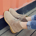 Fashion Lace Up Women Ankle Boots Brand Height Increasing Shoes Woman Black Red Brown Non slip