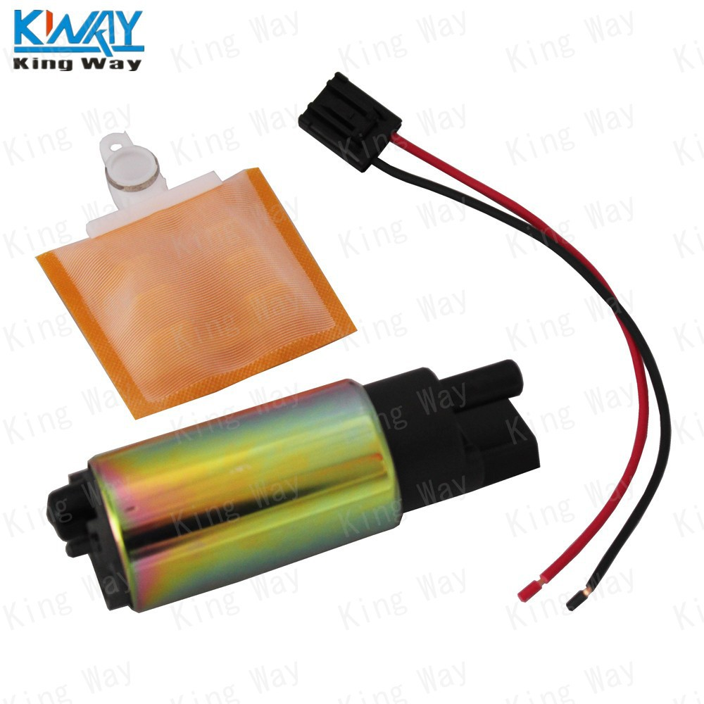 FREE SHIPPING-King Way-HIGH PERFORMANCE FUEL PUMP WITH STRAINER FOR HONDA VEHICLES VARIOUS FOR LEXUS SCION TOYOTA -38 PUMP(China (Mainland))