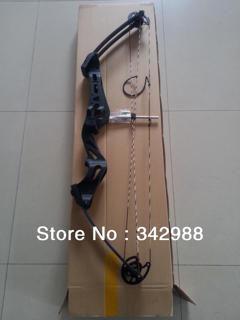 Hunting High strengthmagnesium alloy nighthawk compound bow Compound longbow rapid shoot bow