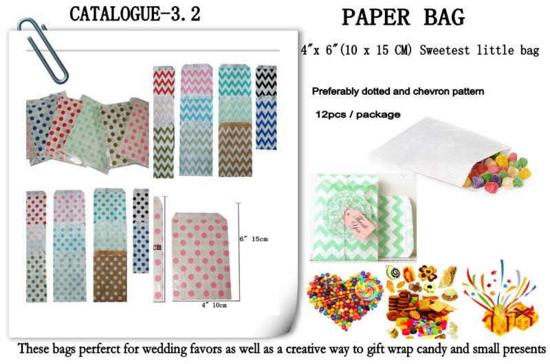 4x 6 paper bags
