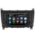 Free 8G map gift Mercedes C Class CLK W203 C230 C240 C280 Car DVD Player GPS