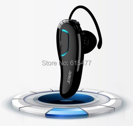 JOWAY H02 Mobile wireless Bluetooth headset, universal stereo mini one two music headset Dual standby radio song - Earphones and Headphones store