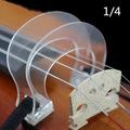 High quality 1 4 Violin Bow Straighten Tool Beginner violino Bow Tool Violin Accessory