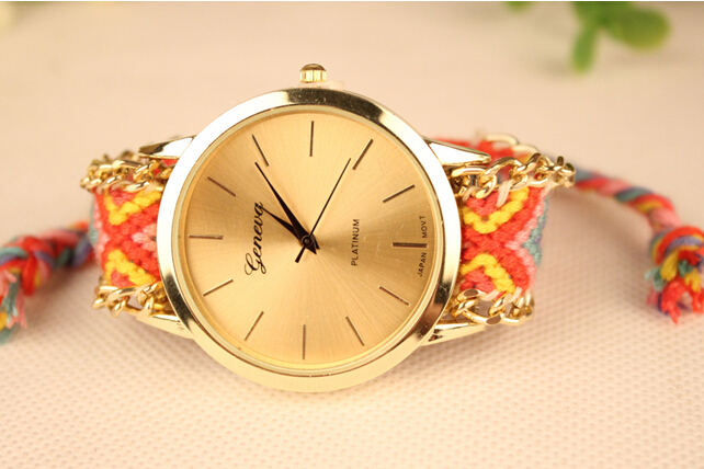 2015 New listings or lend delicate DIY craft watches Sell like hot cakes style wristwatch(China (Mainland))
