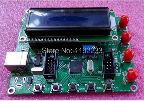 AD9850 Module DDS Signal Generator LCD PC Control Frequency Sweep Function(China (Mainland))