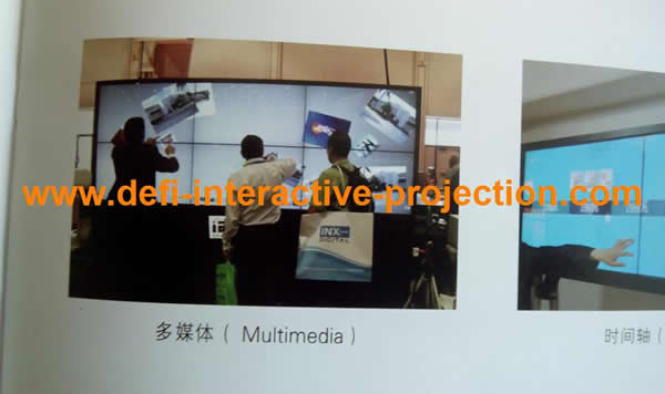 32 Inch Dual touch IR Touch Overlay Frame Panel, Supply multi touch software together with it(China (Mainland))