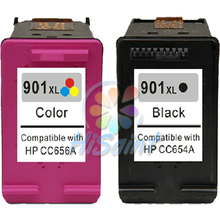 Free shipping high quality compatible ink cartridge for HP901 901XL HP J4580 4660 4680 hp4500 901 large capacity hot sale(China (Mainland))